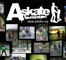 Please donate to the A.Skate Foundation!